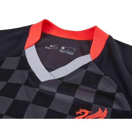 2020/21 Kids Nike Liverpool 3rd Jersey