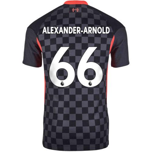 2020/21 Kids Nike Trent Alexander-Arnold Liverpool 3rd Jersey