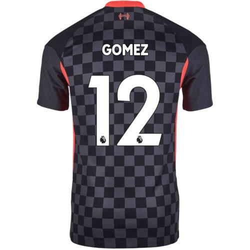 2020/21 Kids Nike Joe Gomez Liverpool 3rd Jersey