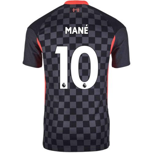 2020/21 Kids Nike Sadio Mane Liverpool 3rd Jersey