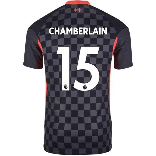 2020/21 Kids Nike Alex Oxlade-Chamberlain Liverpool 3rd Jersey