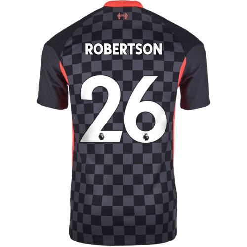 2020/21 Kids Nike Andrew Robertson Liverpool 3rd Jersey