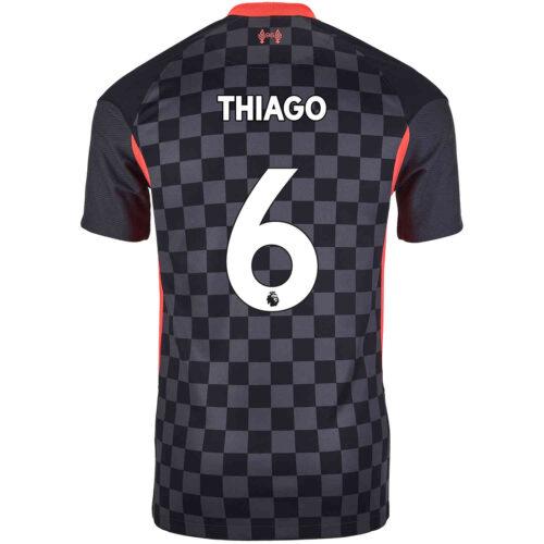 2020/21 Kids Nike Thiago Liverpool 3rd Jersey