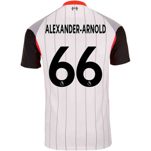 2021 Nike Trent Alexander-Arnold Liverpool Air Max Jersey