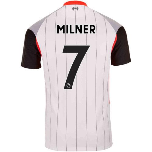 2021 Nike James Milner Liverpool Air Max Jersey