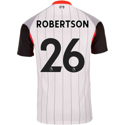2021 Nike Andrew Robertson Liverpool Air Max Jersey