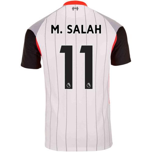 2021 Nike Mohamed Salah Liverpool Air Max Jersey