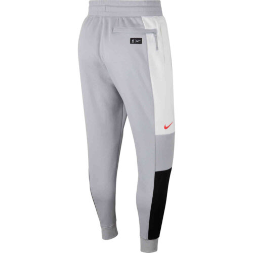 Nike Liverpool Air Fleece Pants – Wolf Grey/White/Black/Laser Crimson