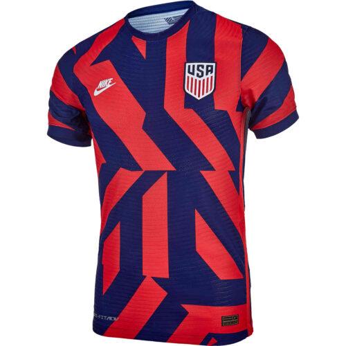 2021 Nike USMNT Away Match Jersey