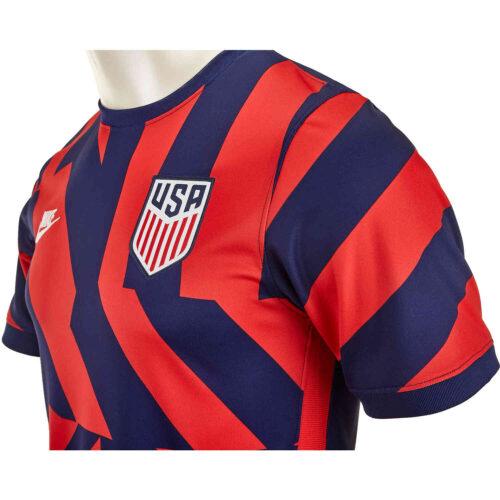 2021 Nike USMNT Away Jersey
