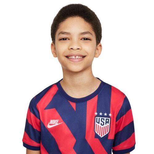 2021 Kids Nike USWNT Away Jersey