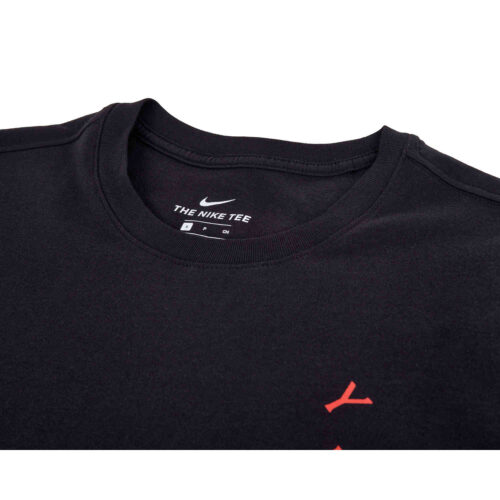 Nike Liverpool Voice Tee – Black