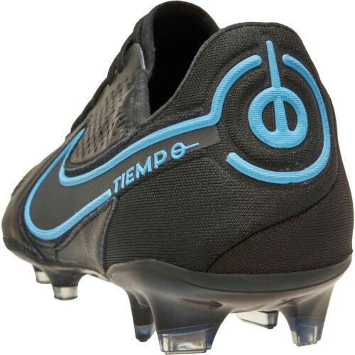Nike Tiempo Legend 9 Elite FG – Black Pack