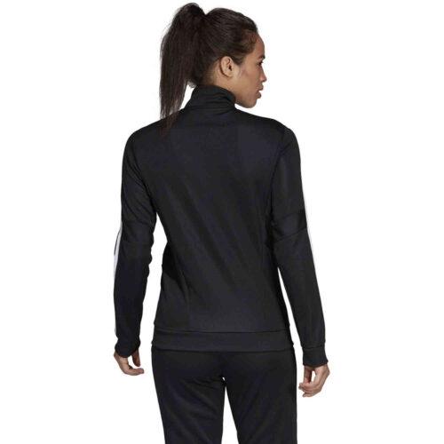 Womens adidas Tiro 19 Training Jacket – Black