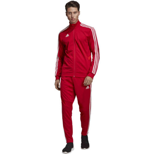 adidas Tiro 19 Training Jacket – Power Red