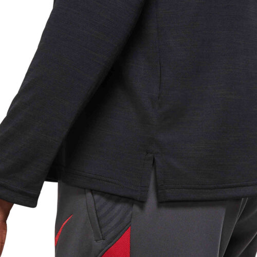 Nike Liverpool L/S Superset Top – Black/Gym Red