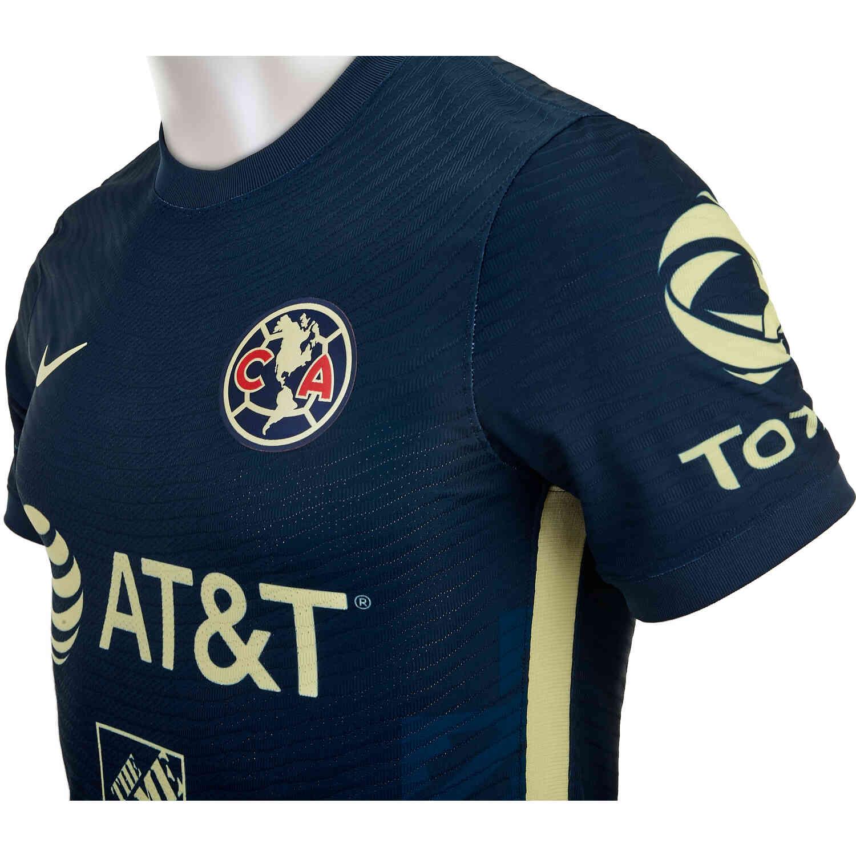Nike Club America Away Match Jersey - 2021/22 - SoccerPro