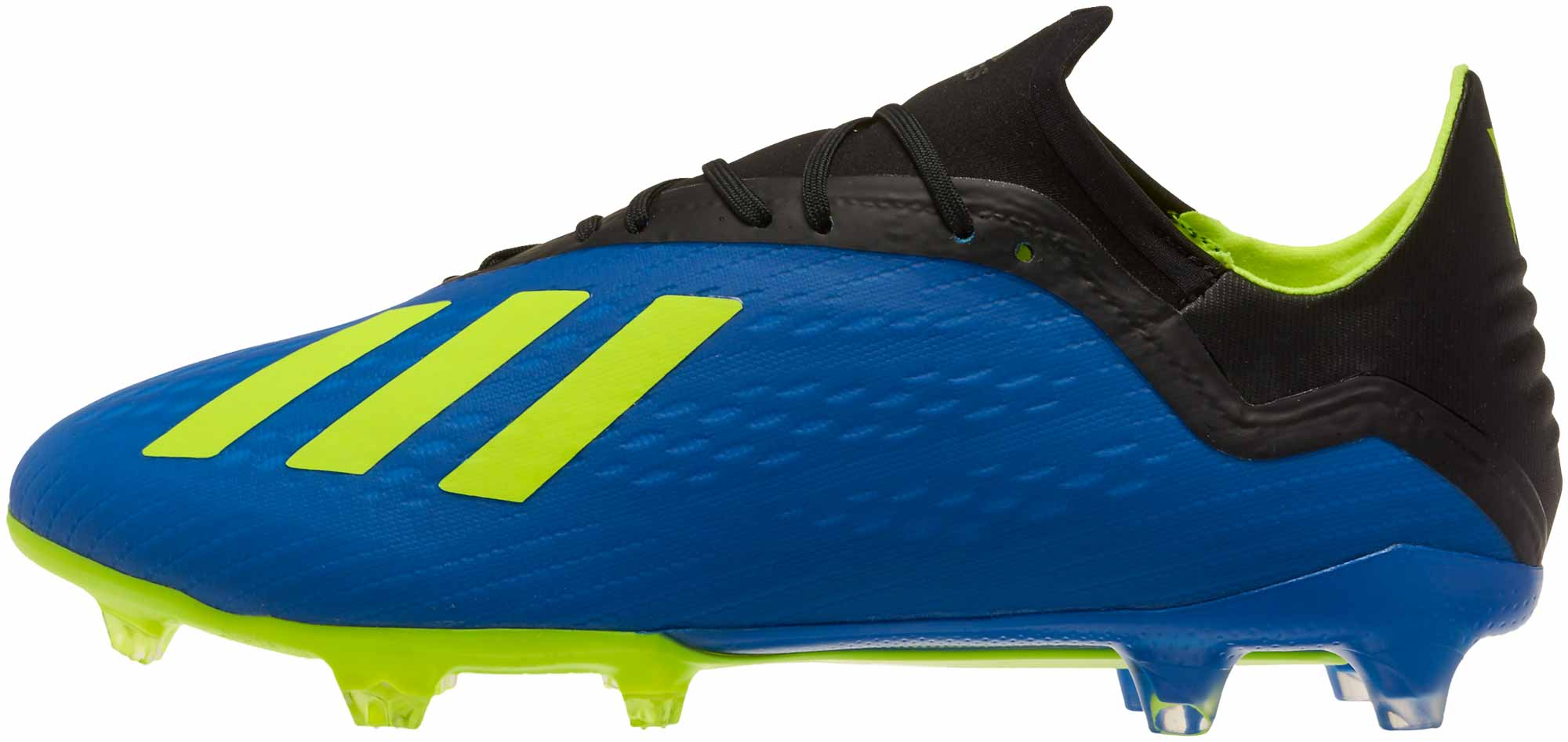 Adidas X 182 Fg Football Blue Adidas Soccer Cleats Soccerprocom