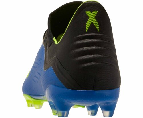 adidas X 18.2 FG – Football Blue/Solar Yellow/Black
