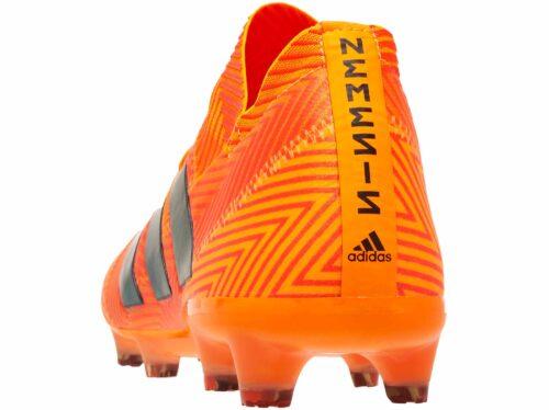 adidas Nemeziz 18.1 FG – Zest/Black/Solar Red