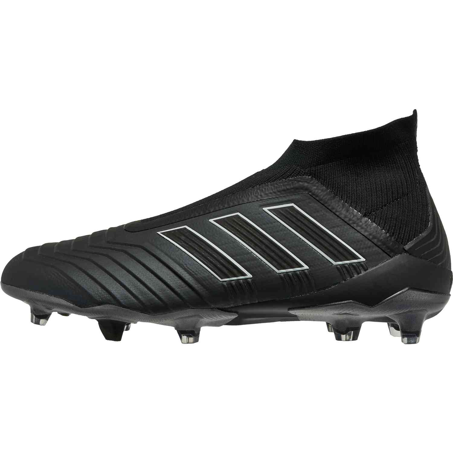 cheap for discount a9a61 00f82 adidas Predator 18+ FG – BlackBlackWhite