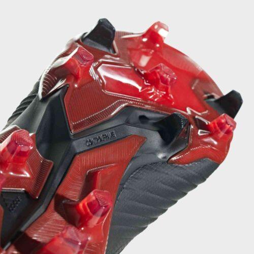 adidas Predator 18.1 FG – Black/White/Red