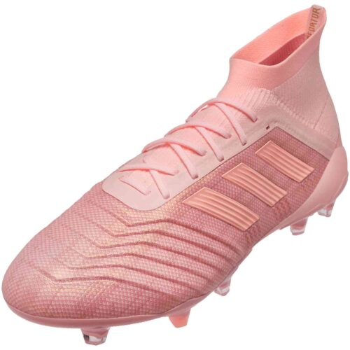 adidas Predator 18.1 FG – Clear Orange/Trace Pink