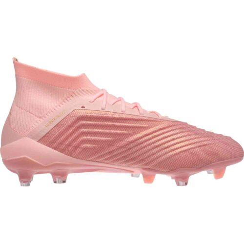 adidas Predator 18.1 FG – Clear Orange/Trace Pink