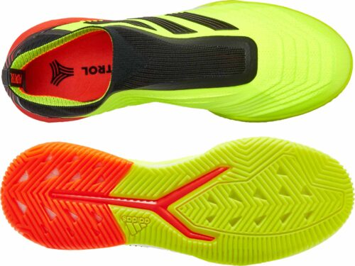 adidas Predator Tango 18  IN – Solar Yellow/Black/Solar Red