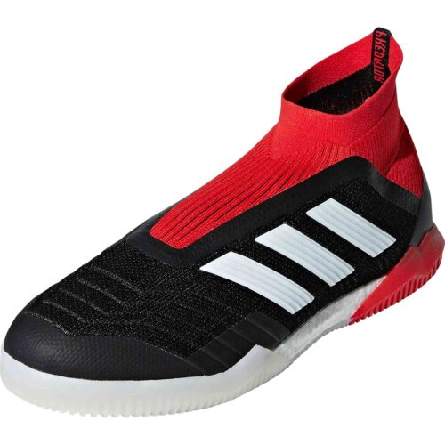 adidas Predator Tango 18  IN – Black/White/Red