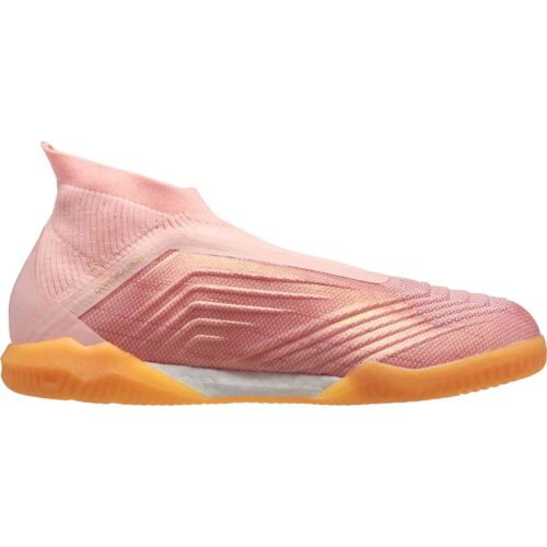 adidas Predator Tango 18+ IN – Clear Orange/Trace Pink