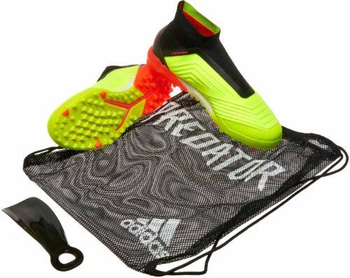 adidas Predator Tango 18  TF – Solar Yellow/Black/Solar Red