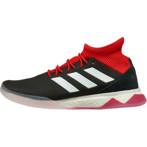 adidas Predator Tango 18.1 TR – Black/White/Red