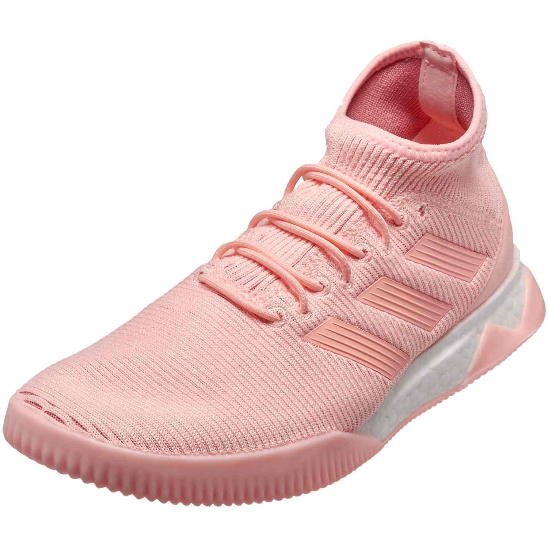 size 40 8f893 53c72 adidas Predator Tango 18.1 TR – Clear Orange Trace Pink
