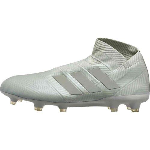adidas Nemeziz 18+ FG – Ash Silver/White Tint