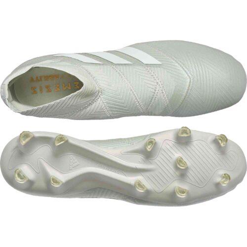 adidas Nemeziz 18  FG – Ash Silver/White Tint