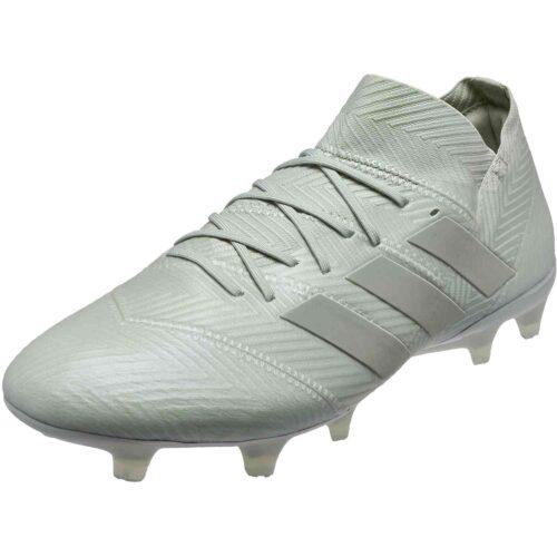 adidas Nemeziz 18.1 FG – Ash Silver/White Tint