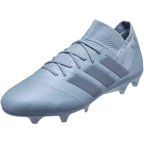 adidas Nemeziz Messi 18.1 FG – Ash Blue/Raw Grey