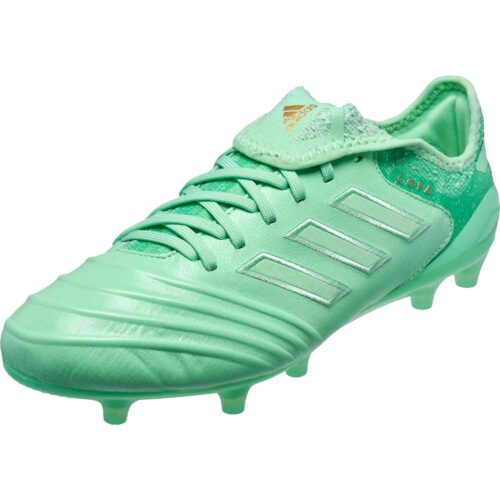 adidas Copa 18.1 FG – Clear Mint/Gold Metallic