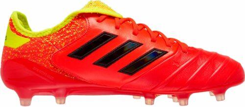 adidas Copa 18.1 FG – Solar Red/Black/Solar Yellow