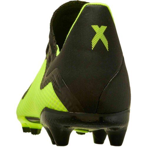 adidas X 18.3 FG – Solar Yellow/Black/White