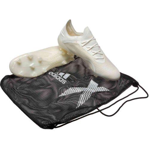 adidas X 18.1 FG – Off White/Core Black