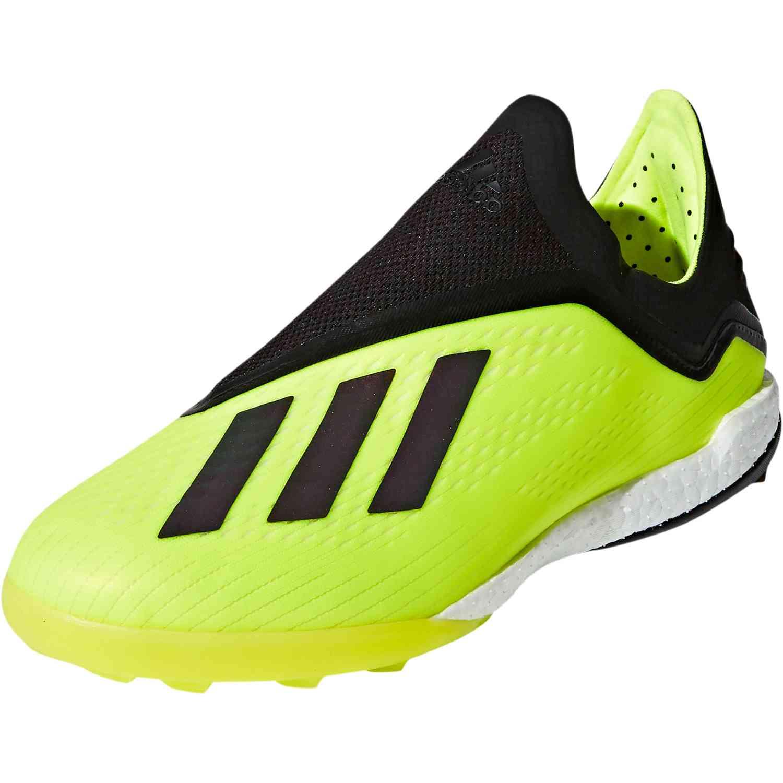 adidas X Tango 18 TF – Solar Yellow/Black/White