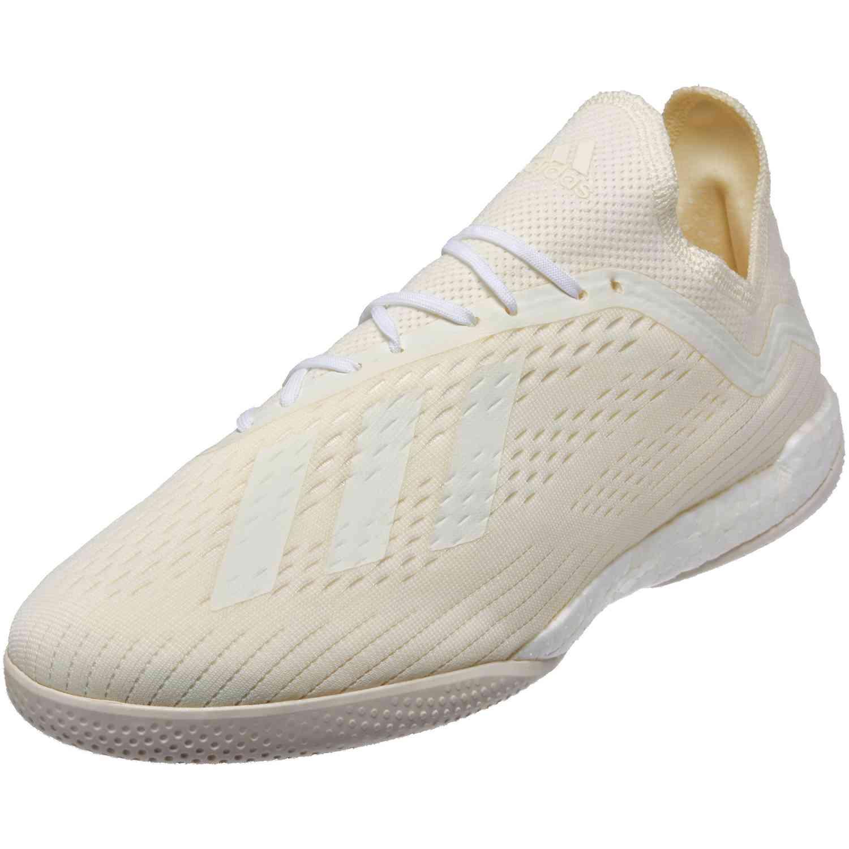 820c85cee6d adidas X Tango 18.1 TR - Off White Black - SoccerPro