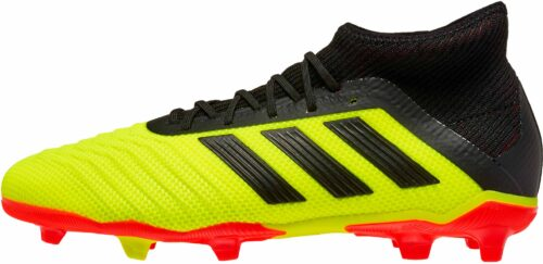 Kids adidas Predator 18.1 FG – Energy Mode
