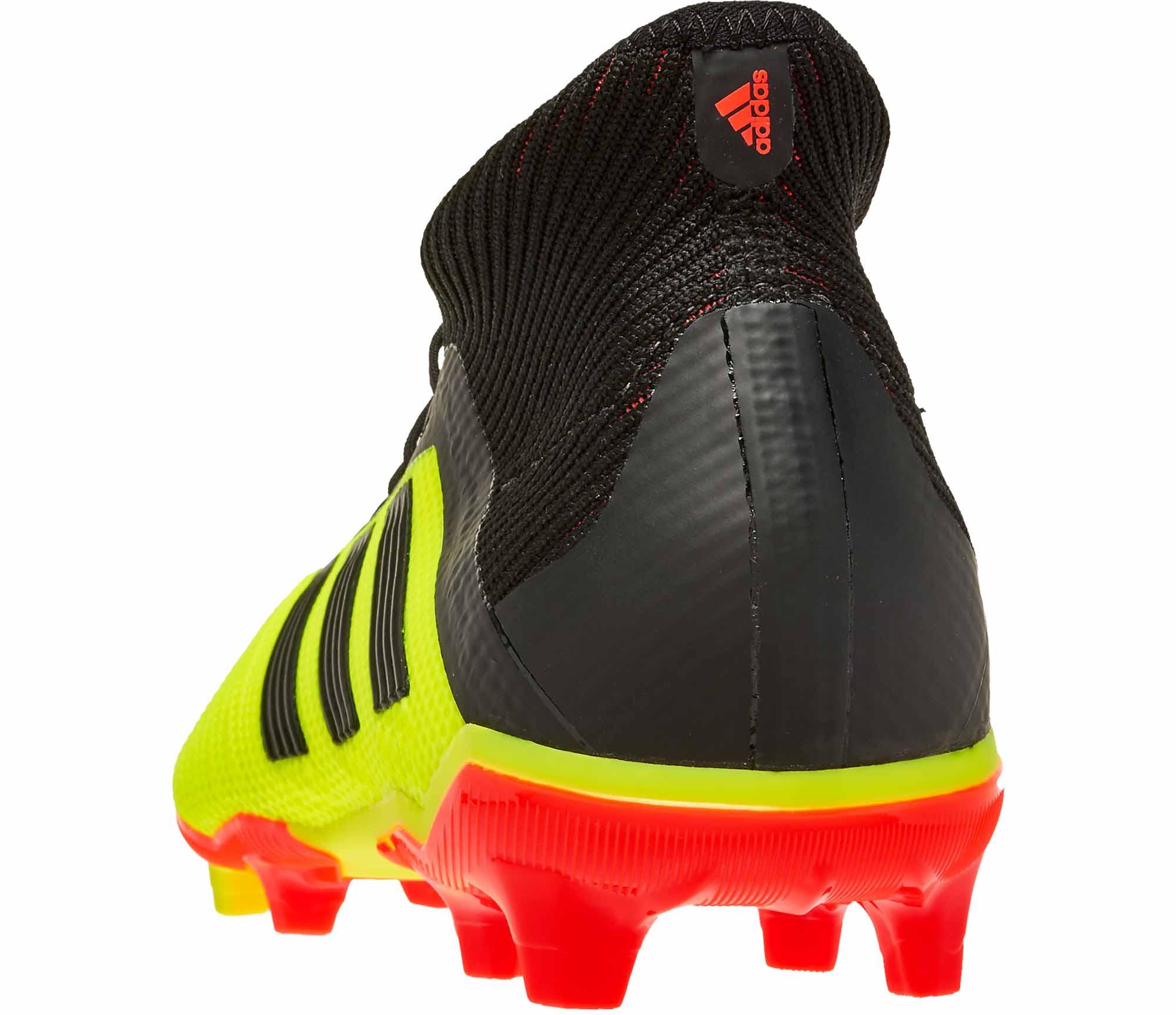 Kids adidas Predator 18.1 FG - Energy
