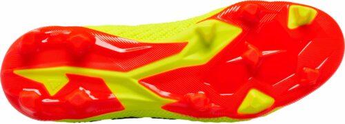 adidas Predator 18.1 FG – Youth – Solar Yellow/Black/Solar Red