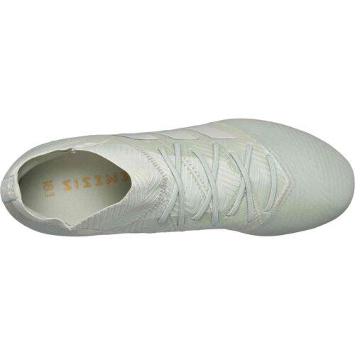 Kids adidas Nemeziz 18.1 FG – Ash Silver