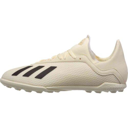 adidas X Tango 18.3 TF – Youth – Off White/White/Black