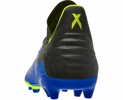adidas X 18.1 FG – Youth – Football Blue/Solar Yellow
